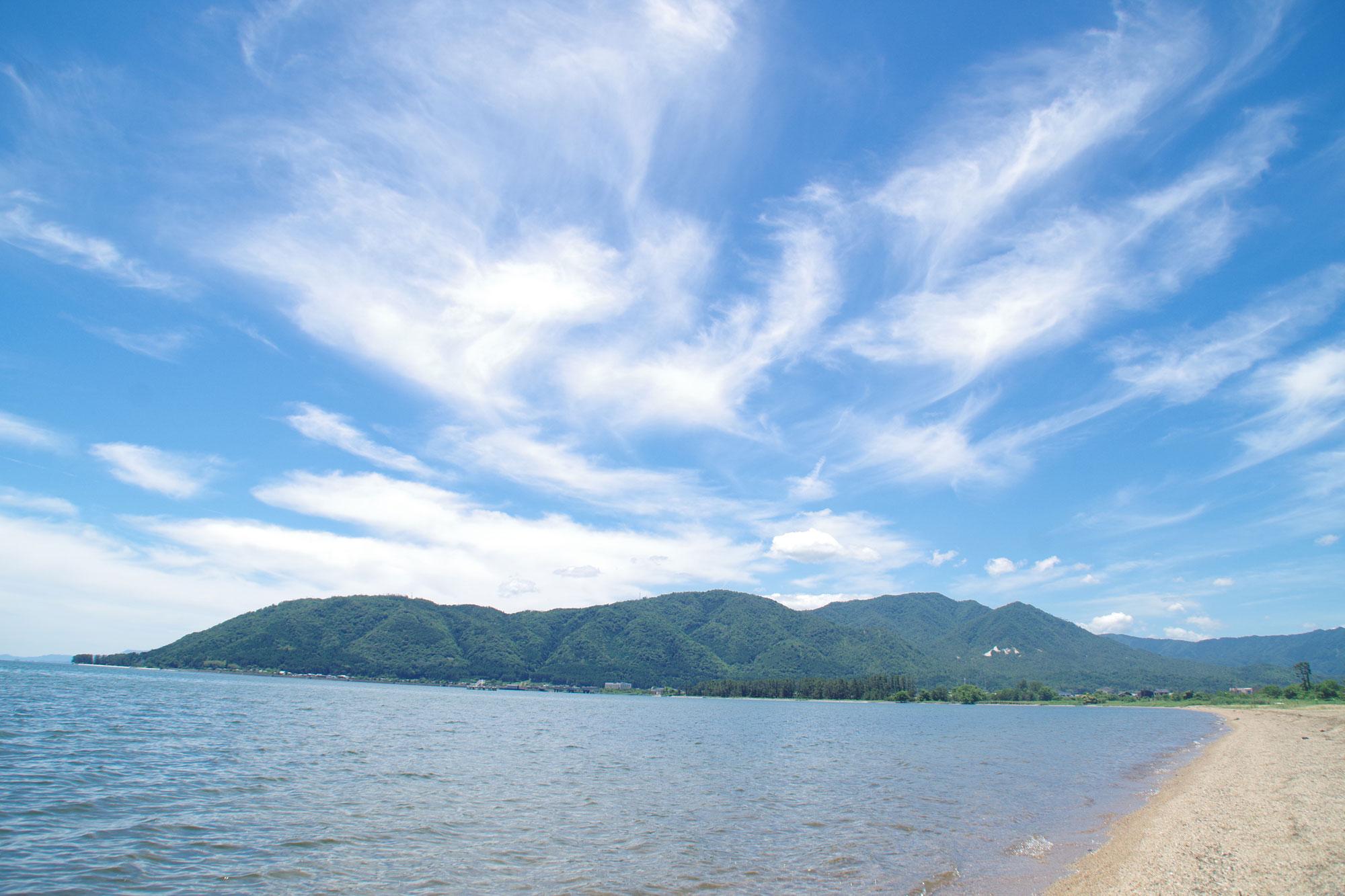 びわ湖畔 白浜荘